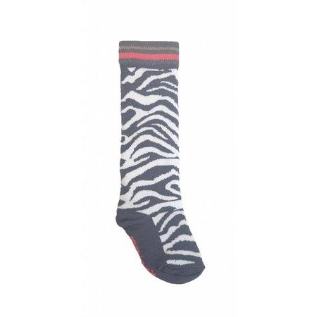 Quapi Quapi kniekousen Silke grey zebra