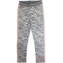 Legging Shelley grey zebra