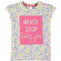 T-shirt Fijane snow white