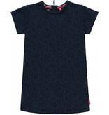 Quapi Quapi jurk Seda navy lace