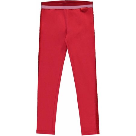 Quapi Quapi legging Shelley rouge red