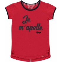 T-shirt Sindy rouge red