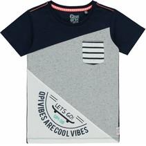 T-shirt Seth navy