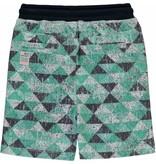 Quapi Quapi short Siem ocean green triangle