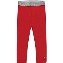 Legging Rianne 2 rouge red