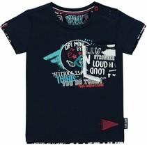 T-shirt Richard navy