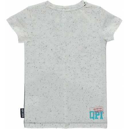 Quapi Quapi T-shirt Rick navy neppie