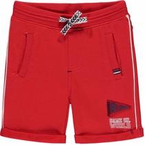 Short Roas red
