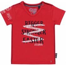 T-shirt Rhon red