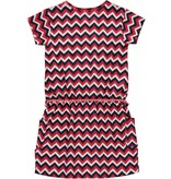 Quapi Quapi jurk Samira zigzag