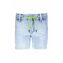 Short with rope in waistband cloud blue
