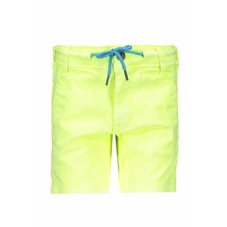 B.Nosy B.Nosy short garment dye neon yellow