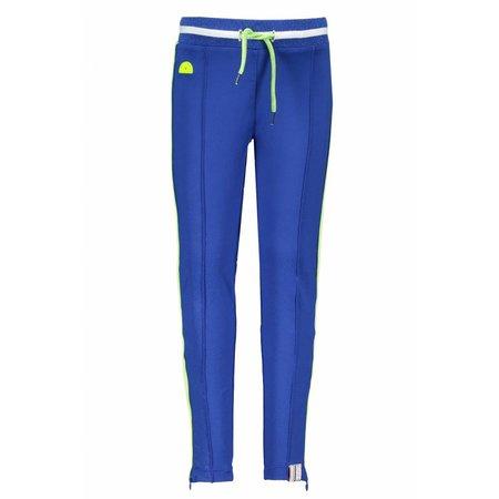 B.Nosy B.Nosy broek sportive with zipper royal blue
