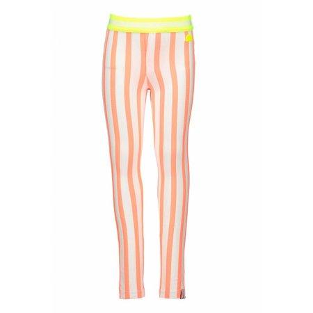 B.Nosy B.Nosy legging vertical stripe multicolor