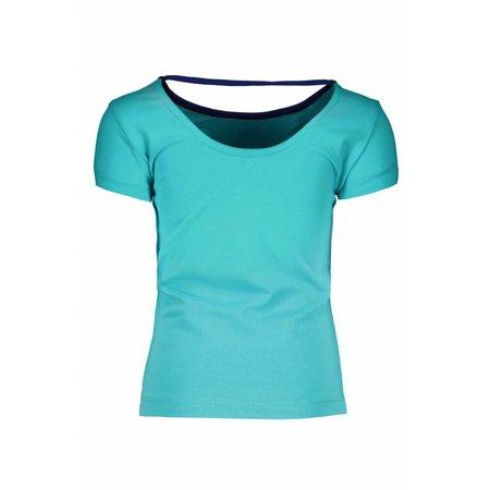 B.Nosy B.Nosy T-shirt b.famous hot turquoise