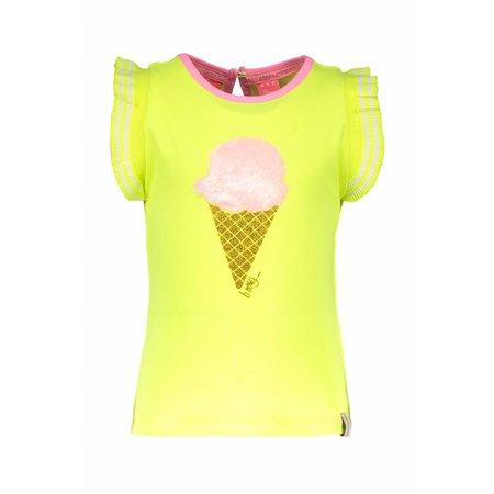 B.Nosy B.Nosy shirt icecream electric yellow