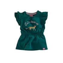 T-shirt Sabrina bottle green
