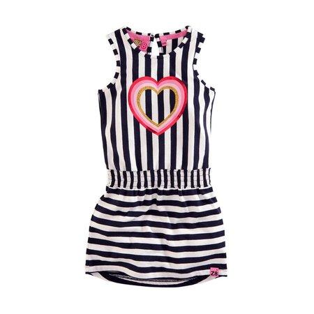 Z8 Z8 jurk Iris stripes