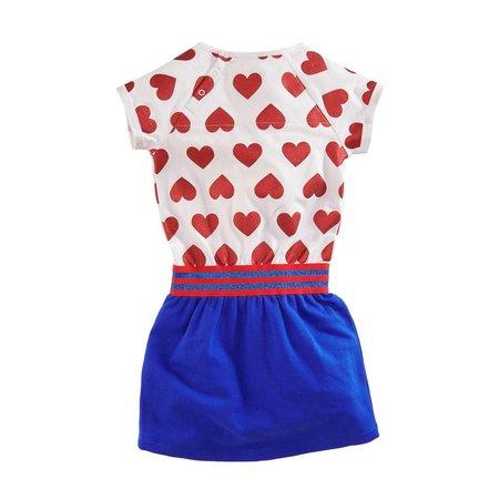 Z8 Z8 jurk Britt hearts