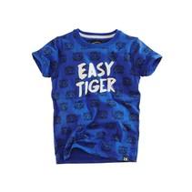 T-shirt Lucas brilliant blue