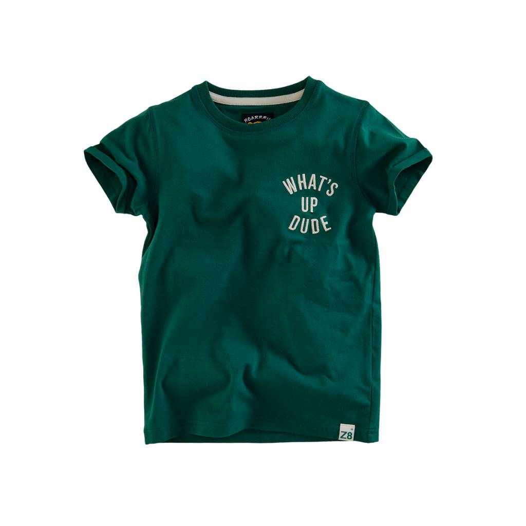 Z8 Z8 T-shirt Mason bottle green