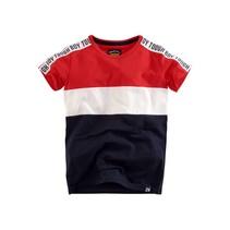 T-shirt Vince color block