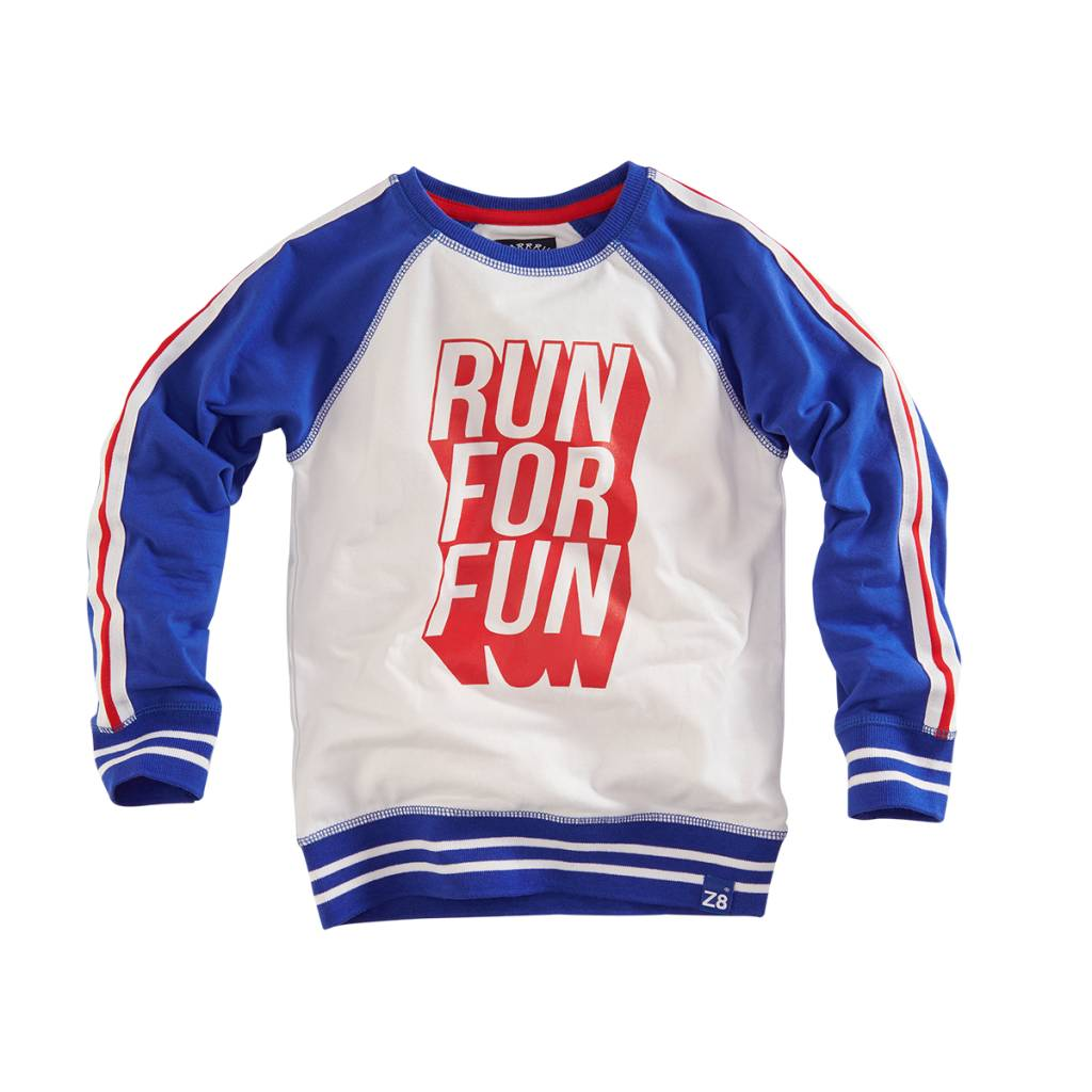 Z8 Z8 longsleeve Floris run for run