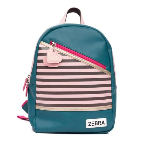 Zebra Trends Zebra Trends Rugzak (M) Holidays green