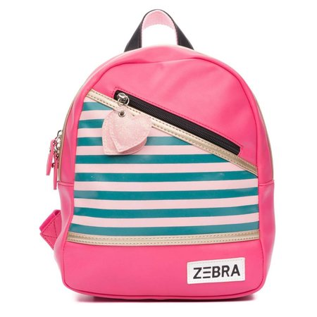 Zebra Trends Zebra Trends rugzak (S) Holidays pink