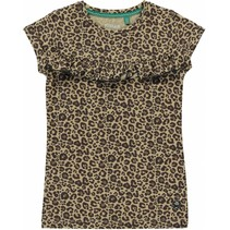 T-shirt Sylvie leopard