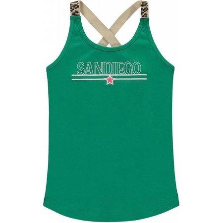 Quapi Quapi singlet Sieba green