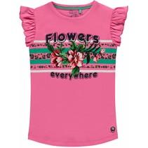 T-shirt Stephanie bright pink