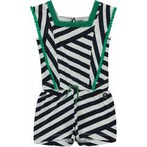 Jumpsuit Shenna navy crazy stripe