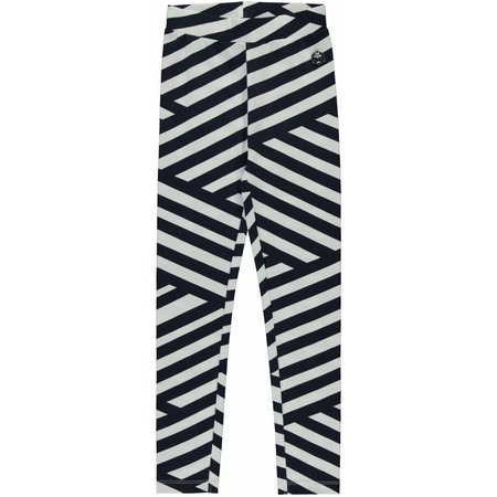 Quapi Quapi legging Sarina navy crazy stripe