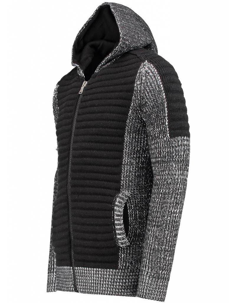 06575e48db6 Black Rock Heren Trui - Dominar Clothing