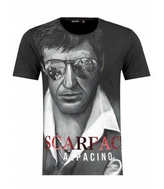 Oxcid Heren T-Shirt - Tony Montana