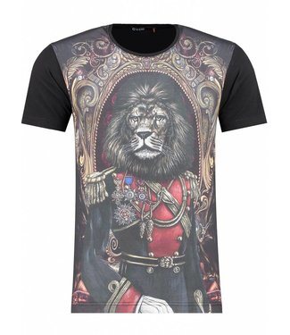 Oxcid Heren T-Shirt - Lion King