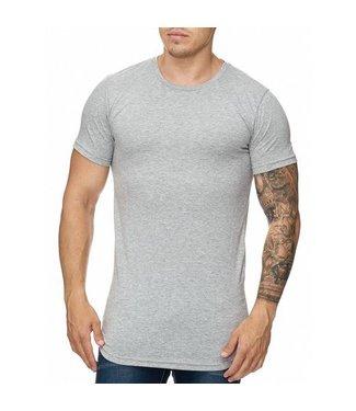 Cabin Collection Heren T-Shirt - Grijs