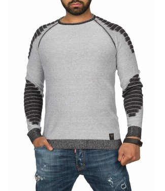 ReRock Jeans Pullover Skyline