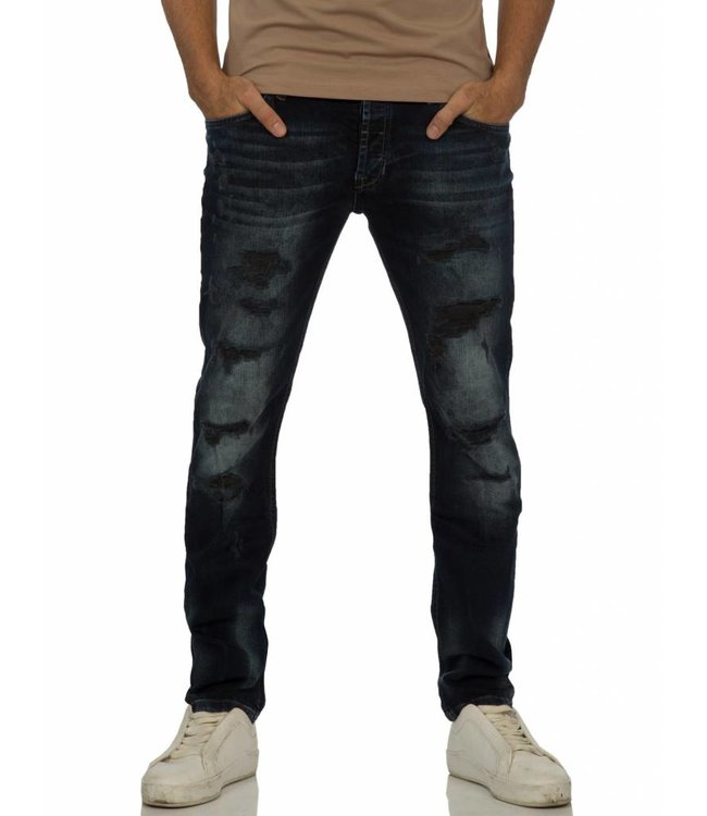 Young Rich Jeans  Slim Fit