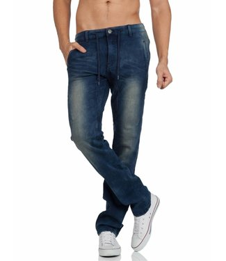ReRock Jeans  Slim Fit - Blauw