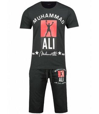 Oxcid Heren Setje Muhammed Ali - Zwart