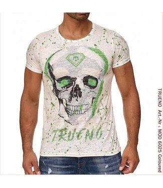 Trueno Heren T-Shirt - Wit