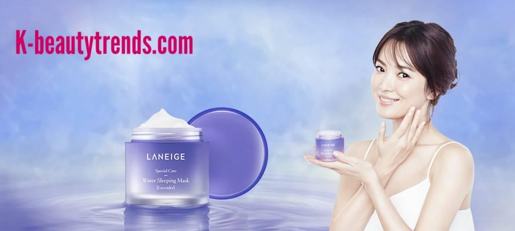 Lavender Water Sleeping Mask by Laneige #8