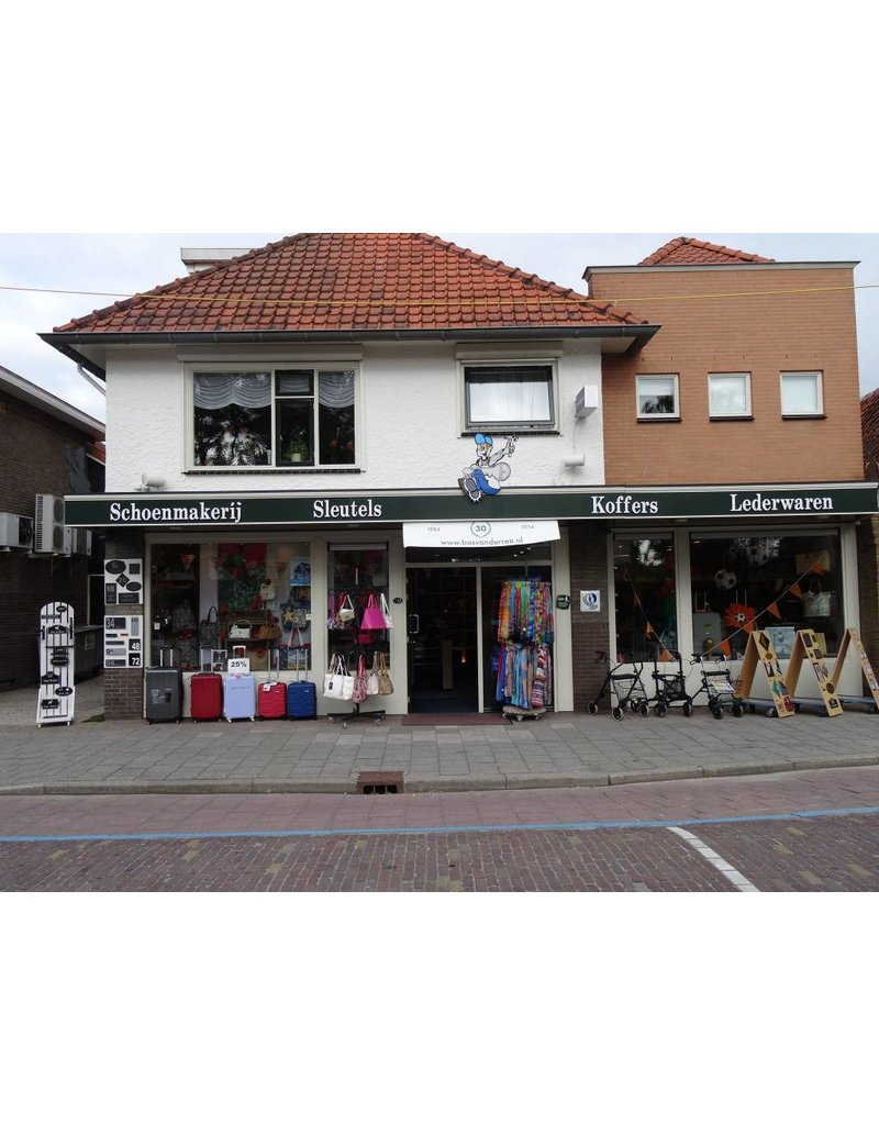 Bas van der Ree Koffers en Lederwaren - Numansdorp
