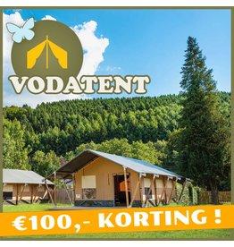 Onbeperkt €100,- korting