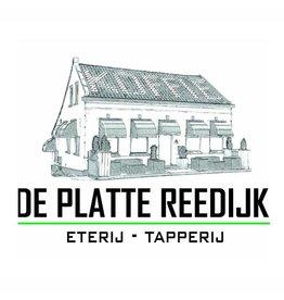 Koffie met dudok appeltaart voor €3,50