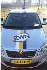 1x gratis 1,5 uur auto/motor rijles bij ZWN Verkeersschool in Numansdorp