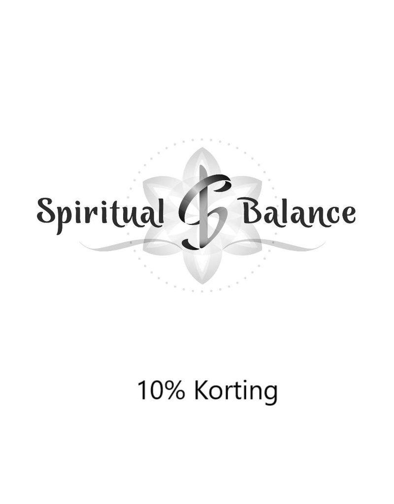 Onbeperkt 10% korting bij Spiritual Balance in Stijen