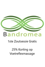 Onbeperkt 10% korting op zouttherapie sessie bij Bandromea in 's Gravendeel